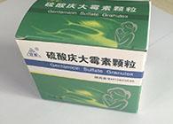 硫酸慶大霉素顆粒